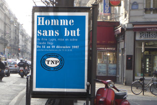 Theaterplakat